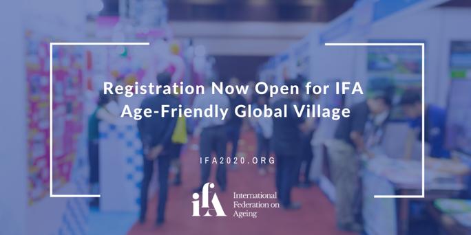 Age-Friendly Global Village
