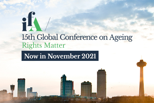 IFA 15th Global Conference, Now in November 2021